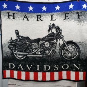 Harley-Davidson Blanket